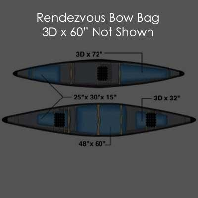 save off details for really comfortable Wenonah Canoe :: Whitewater Gear