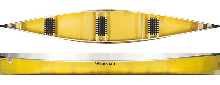 Wenonah Canoe :: Solo Plus